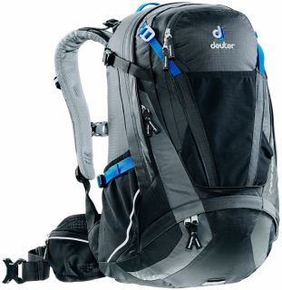 Mochila Deuter Trans Alpine 30 graphite-black