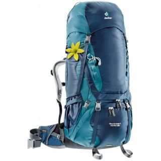 Mochila Deuter Aircontact 70+10 SL - Midnight-Denim