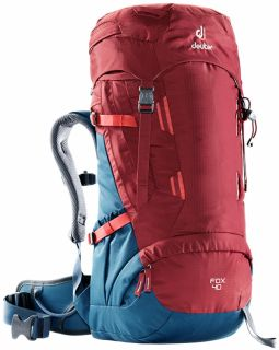 Mochila Deuter Fox 40 cranberry-steel