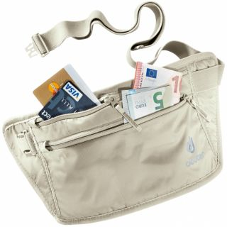 Banano Deuter Security Money Belt II sand