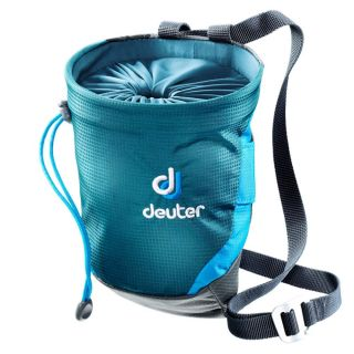 Bolsa para Magnesio Deuter Gravity Chalk Bag II M Denim Titan Azul