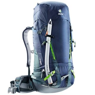 Mochila Andinismo Deuter Guide 45+ navy-granite Azul