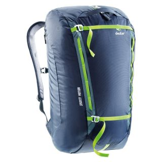 Mochila Escalada Deuter Gravity Motion navy-granite Azul