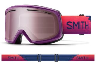 Antiparra Nieve Smith DRIFT AIR Monarch Reset Ignitor Mirror Morado