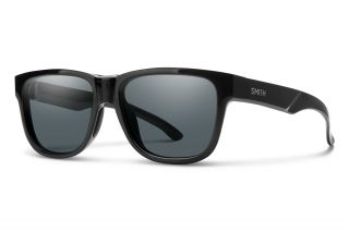 Lentes Smith Lowdown Slim 2 BK/PC PLR Gray Gris