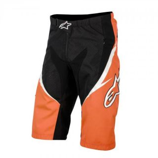Short Alpinestars Sight Naranjo/Negro 30