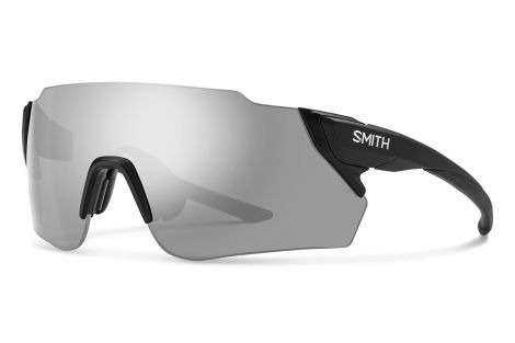 Lentes Ciclista Smith Attack MAX Black Photochromic Clear to Gray Negro